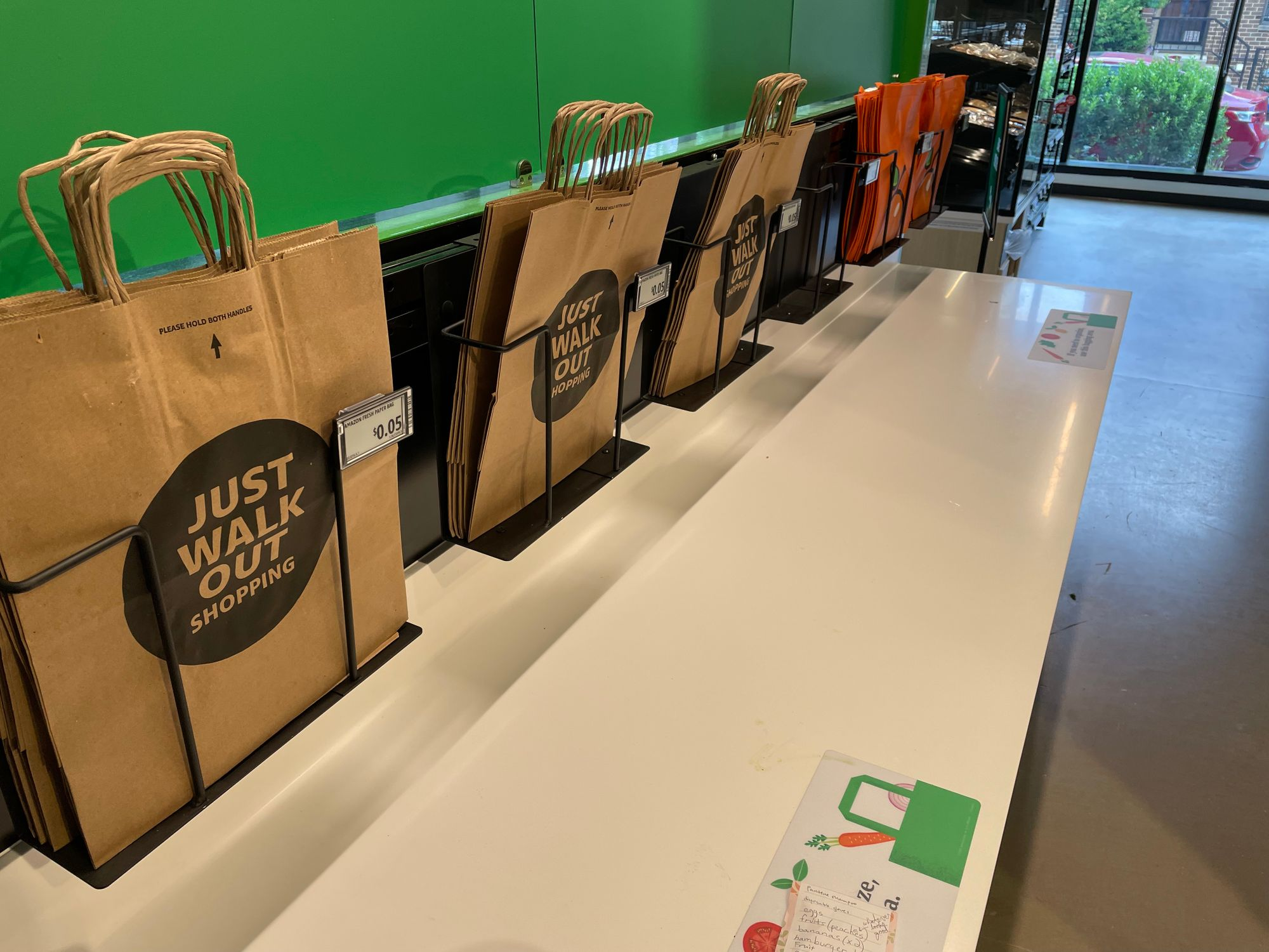 Amazon's assault on the grocery industry arrived in my hometown of Washington DC last month. A new Amazon Fresh store opened in the upscale Logan Ci